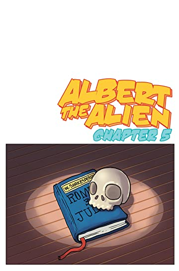 Albert the Alien #5