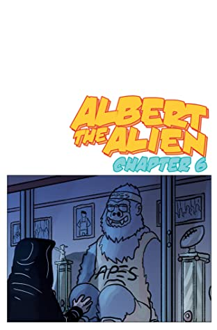 Albert the Alien #6