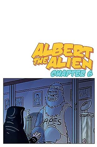 Albert the Alien No.6