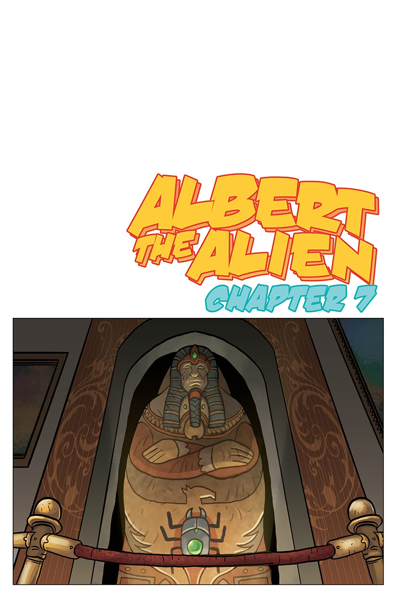 Albert the Alien #7