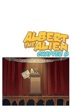Albert the Alien No.8