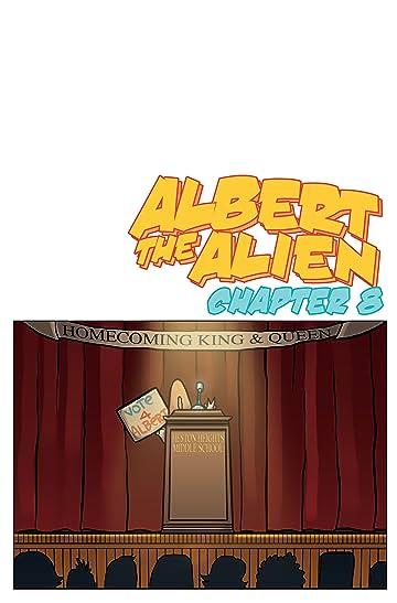 Albert the Alien #8