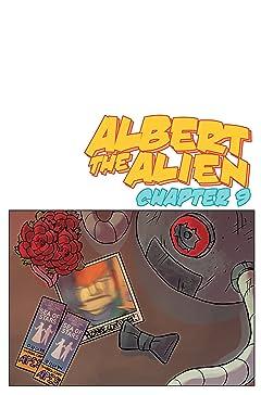 Albert the Alien No.9