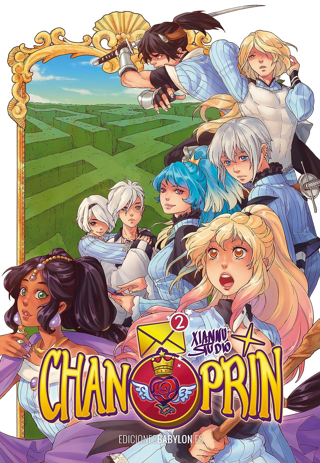 Chan·Prin (Spanish) #2