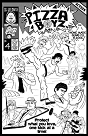 Pizza Boyz #4