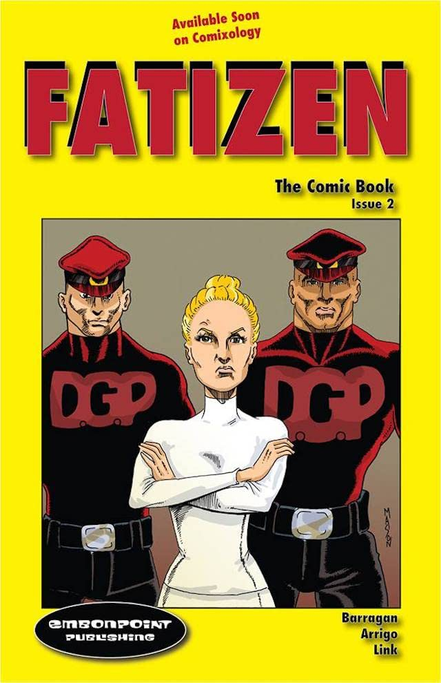 Fatizen: The Graphic Novel #2