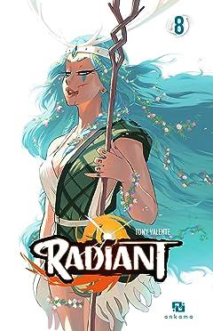 Radiant Tome 8