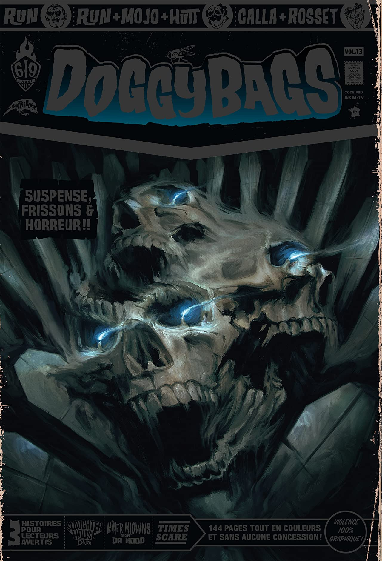 Doggybags Vol. 13