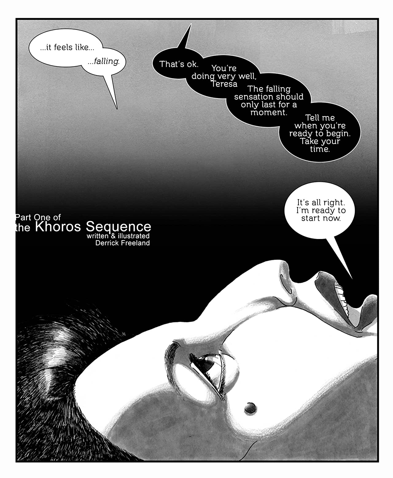 The Khoros Sequence #1