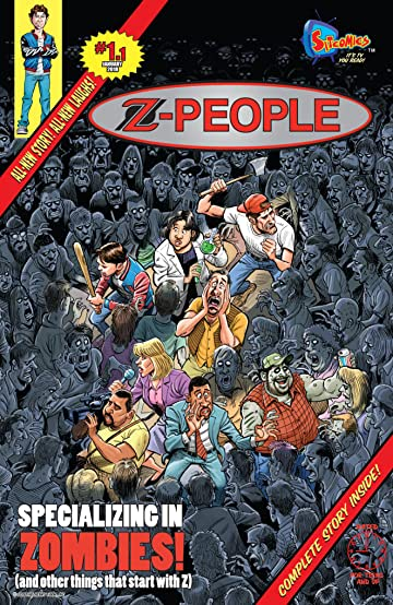 Z-People No.1.1