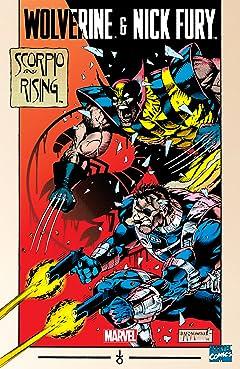 Wolverine/Nick Fury: Scorpio Rising (1994) #1