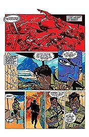 Wolverine/Nick Fury: Scorpio Connection (1989) #1