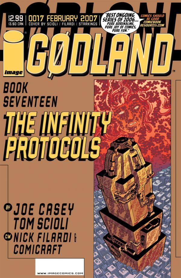 Godland #17