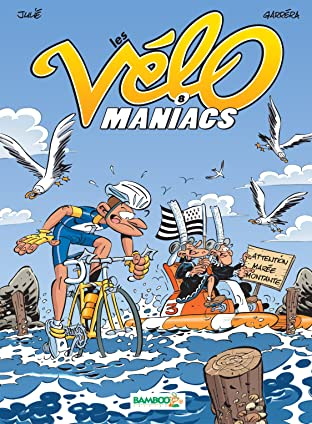 Les Vélomaniacs Vol. 8