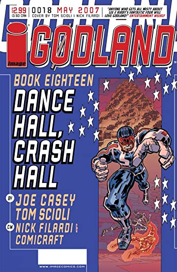 Godland #18