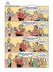 Les Rugbymen Vol. 16: Le rugby, c'est un sport de compact !