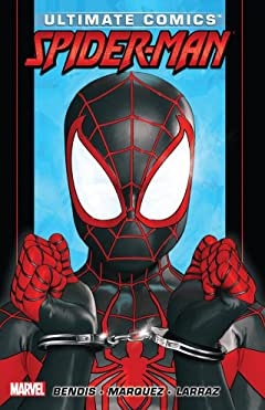 Ultimate Comics Spider-Man by Brian Michael Bendis Vol. 3