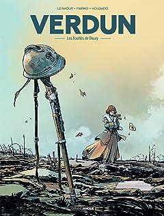 Verdun Vol. 3: Les fusillés de Fleury