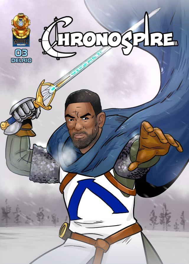 Chronospire #3