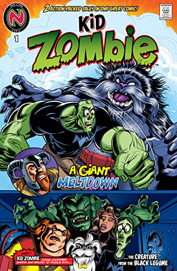 Kid Zombie #1