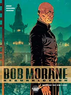 Bob Morane Vol. 2: The Village That Didn't Exist