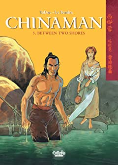Chinaman Vol. 5: Between Two Shores