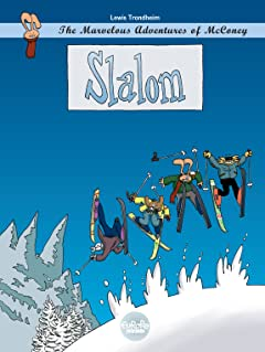 The Marvelous Adventures of McConey: Slalom