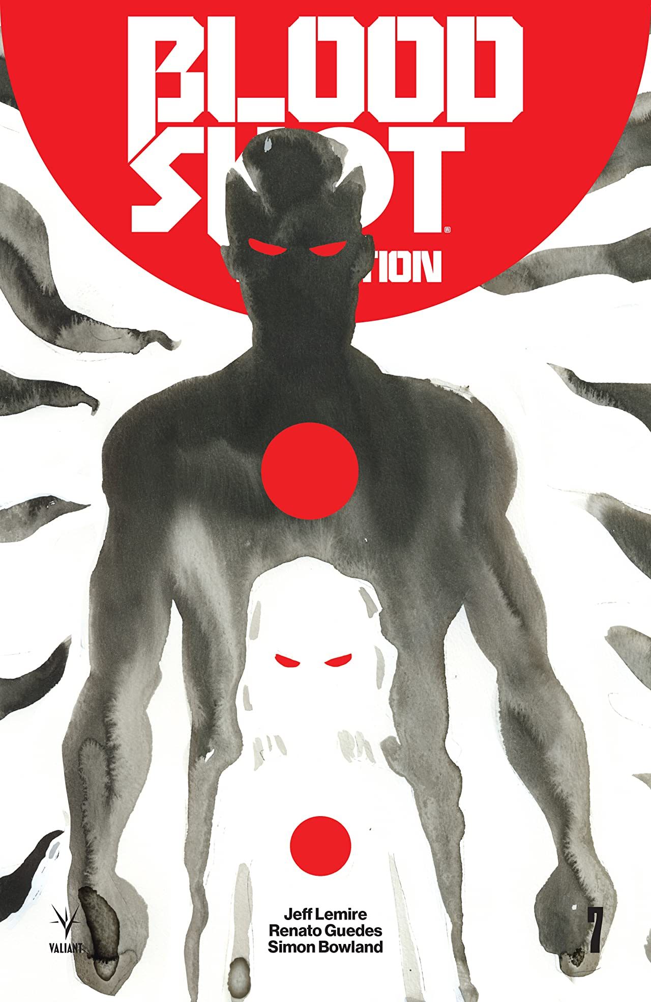 Bloodshot Salvation #7