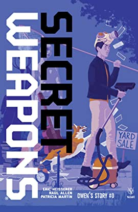 Secret Weapons: Owen's Story #0