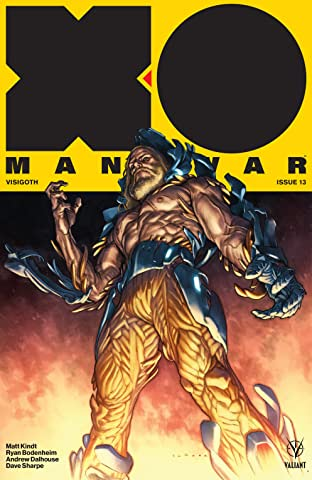 X-O Manowar (2017) No.13