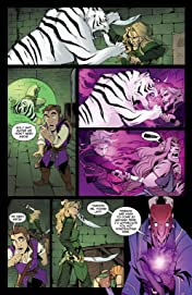 Critical Role: Vox Machina Origins #4