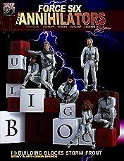 Force Six, The Annihilators #11
