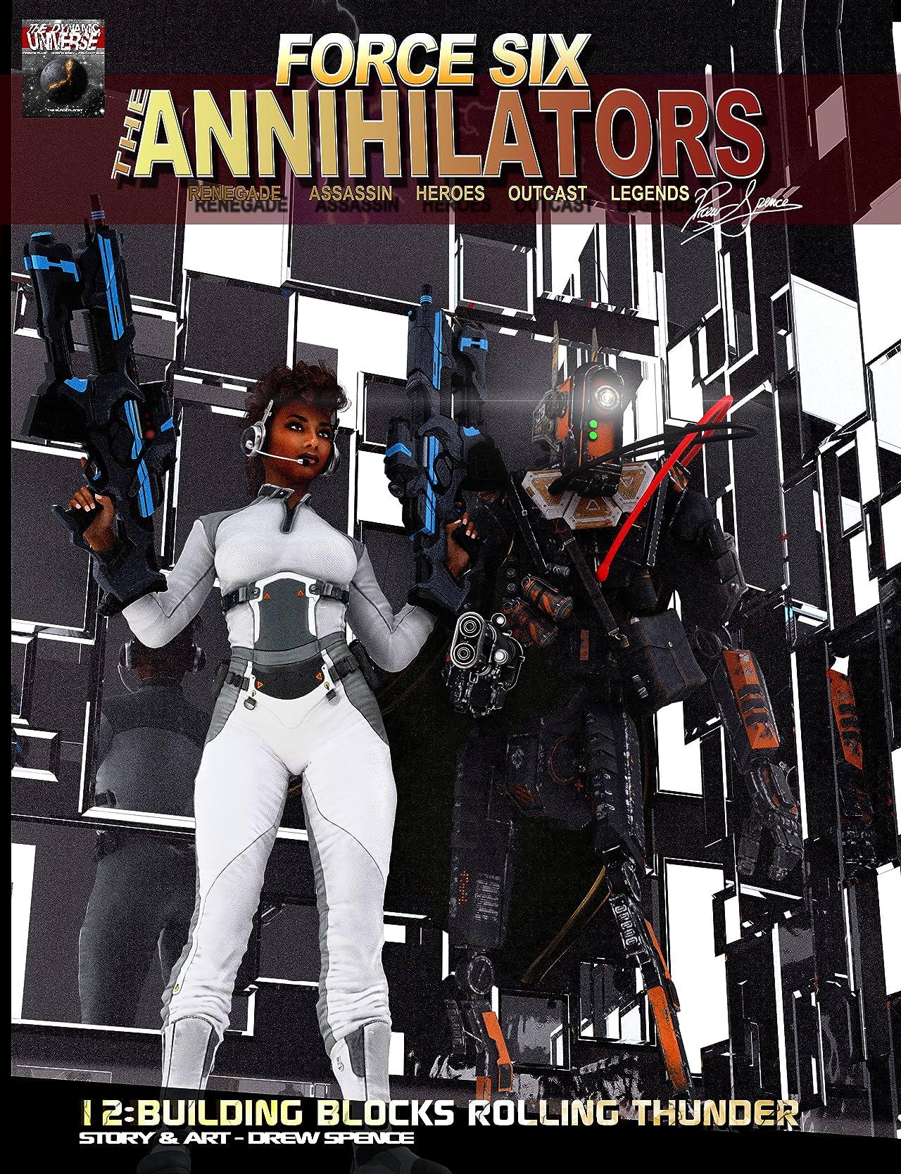 Force Six, The Annihilators #12