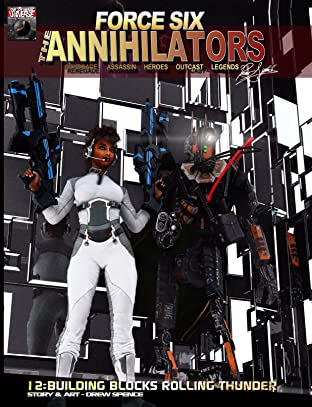 Force Six, The Annihilators #12