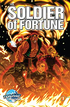 Soldier of Fortune #1