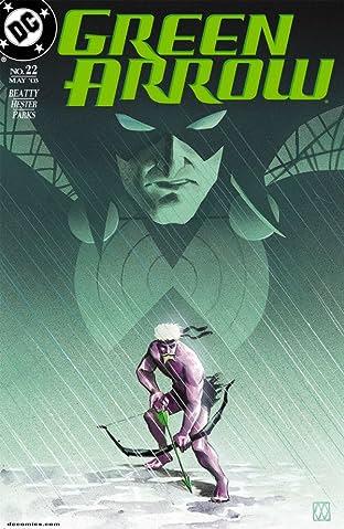 Green Arrow (2001-2007) No.22