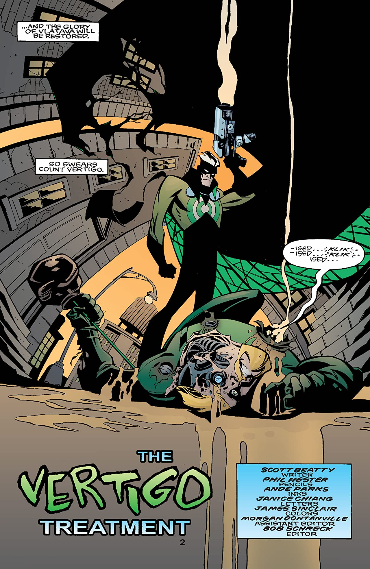 Green Arrow (2001-2007) #22