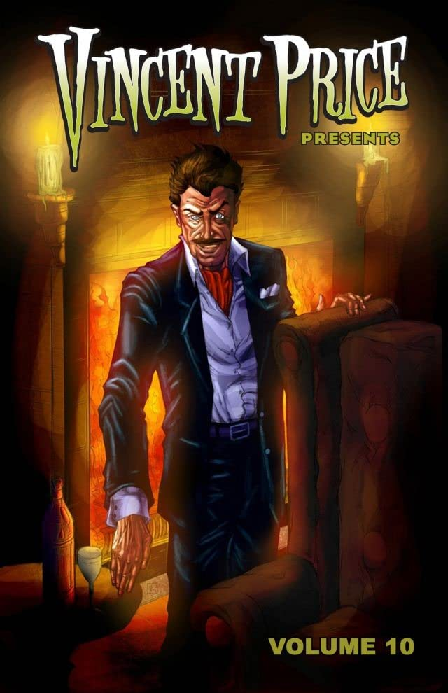 Vincent Price Presents Vol. 10
