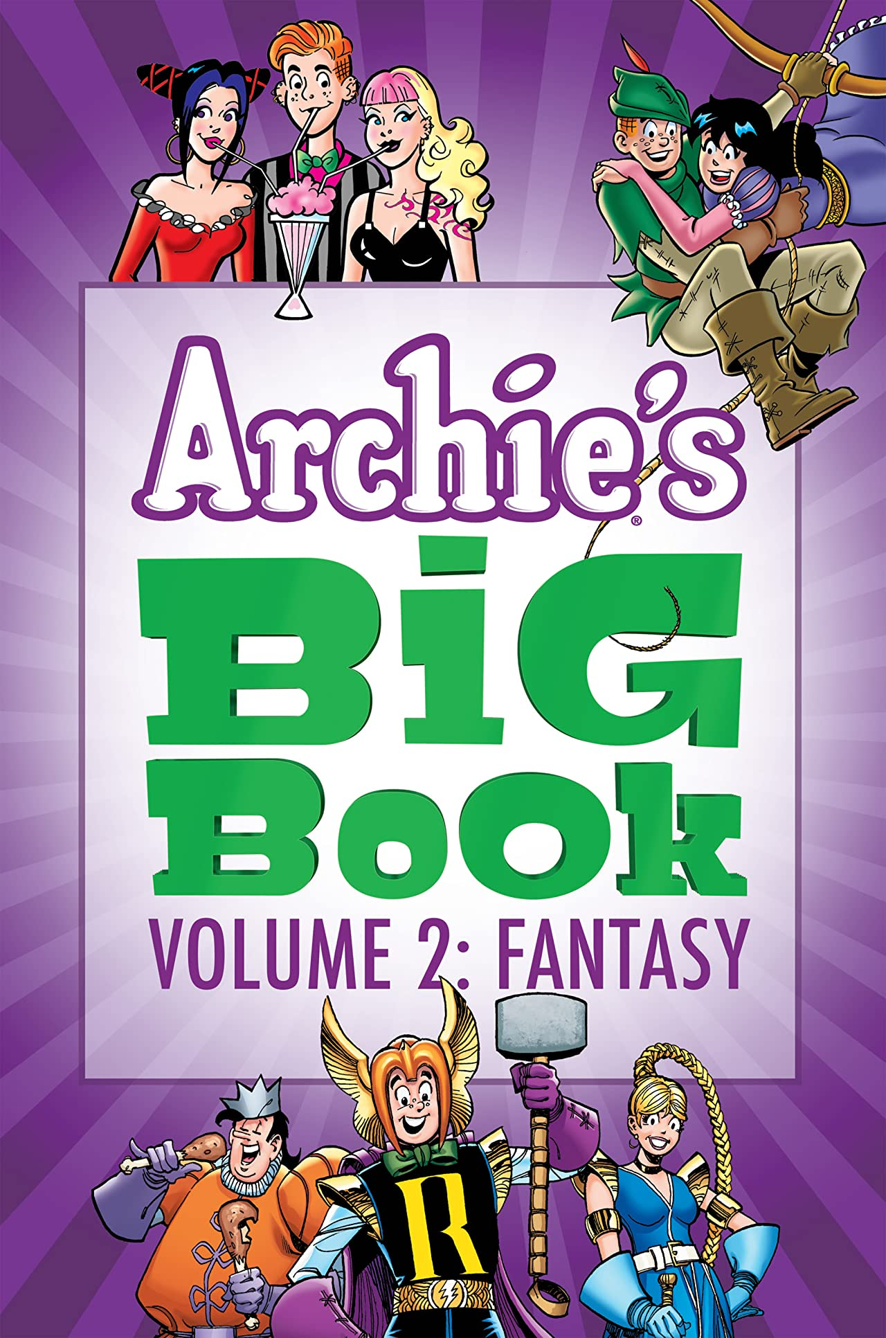 Archie's Big Book Vol. 2: Fantasy