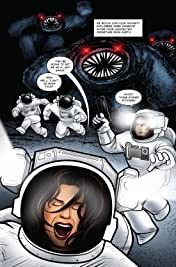 Space Women Beyond the Stratosphere #2
