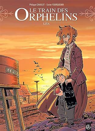 Le Train des orphelins Vol. 3: Lisa