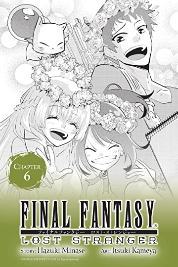 Final Fantasy Lost Stranger #6