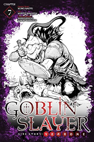 Goblin Slayer Side Story: Year One No.7