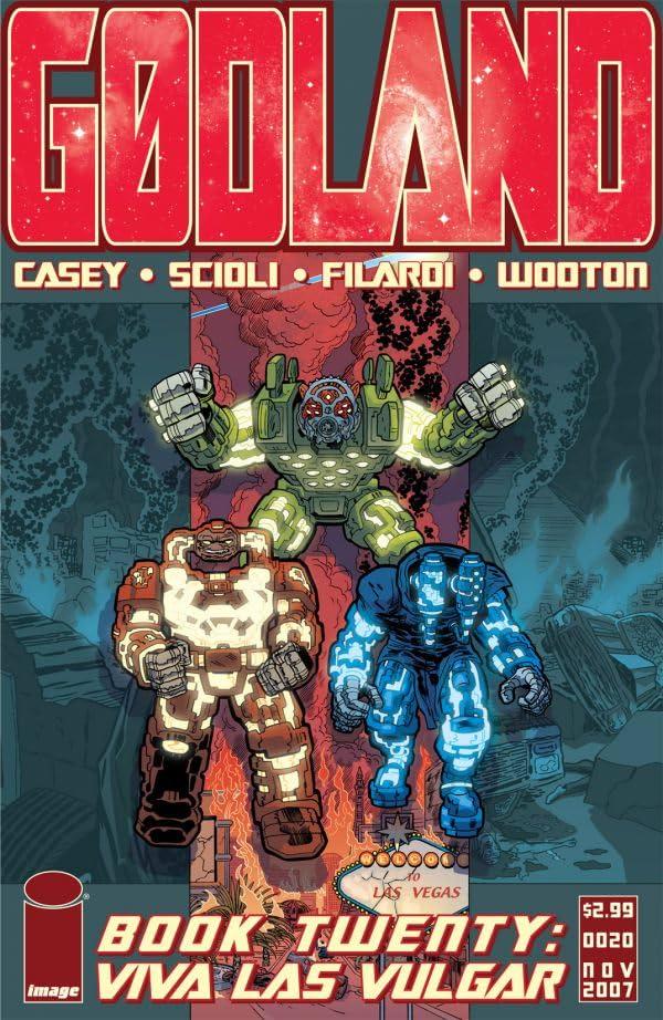 Godland #20