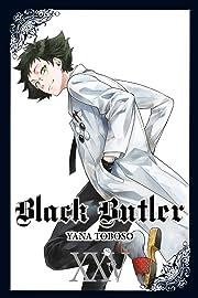 Black Butler Vol. 25
