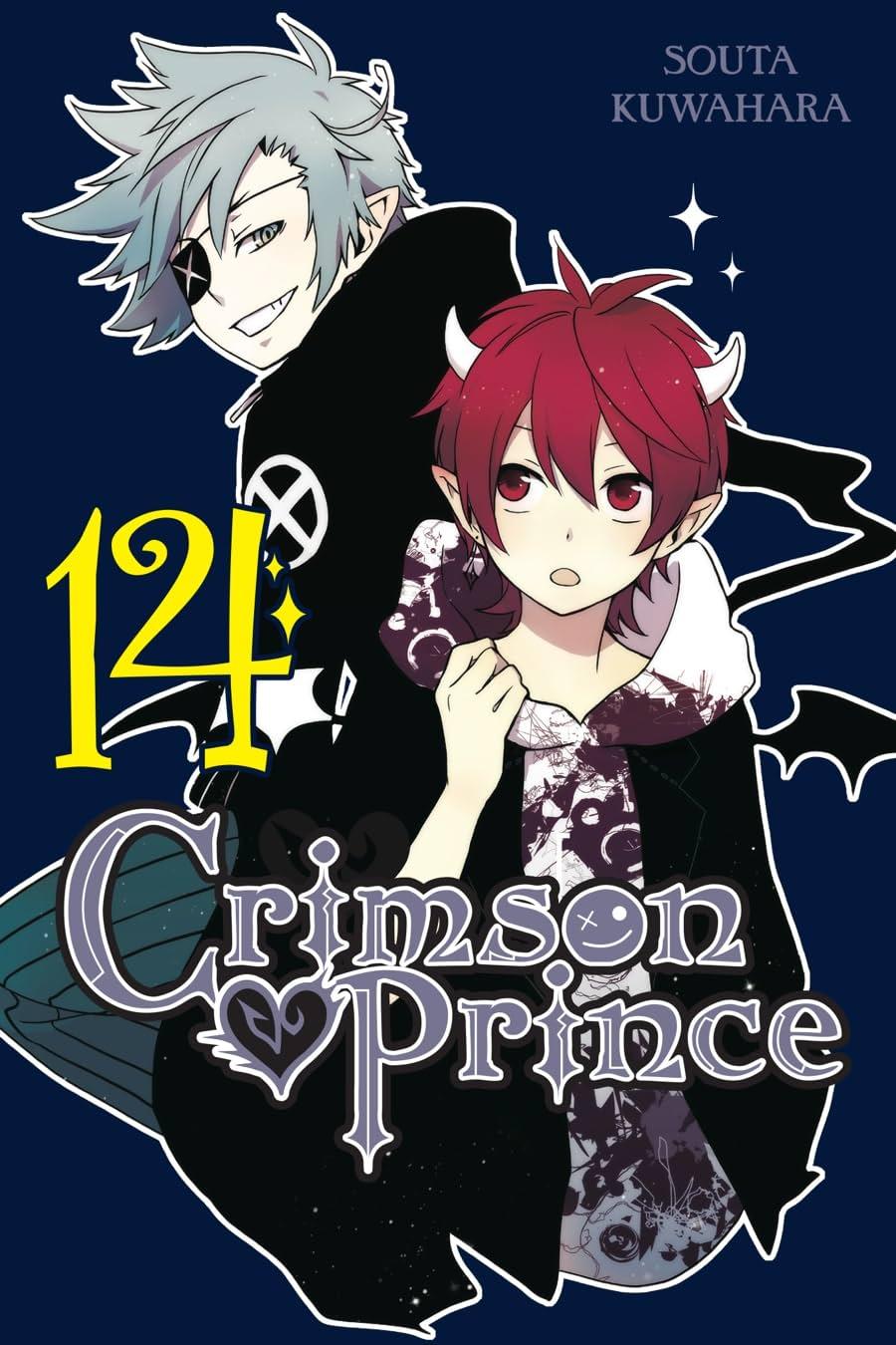 Crimson Prince Vol. 14