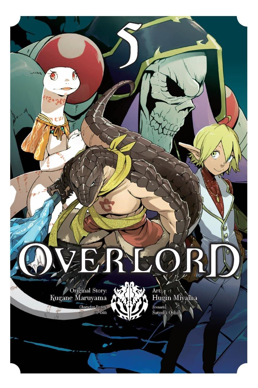 Overlord Vol. 5
