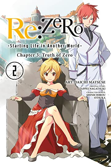 Re:ZERO -Starting Life in Another World- Vol. 2: 3: Truth of Zero