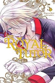 The Royal Tutor Vol. 5