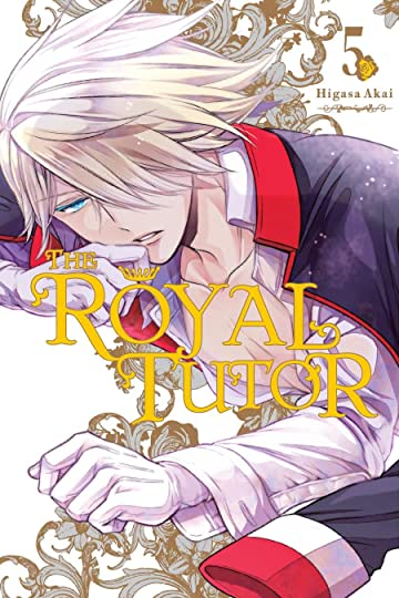 The Royal Tutor Vol. 5